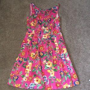 Kate spade sz 12 floral dress